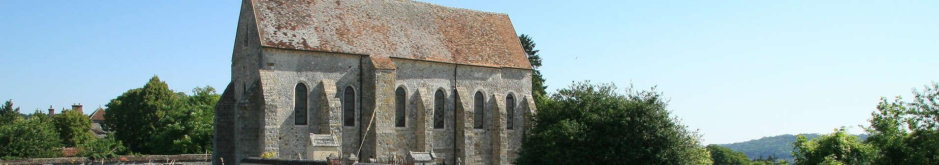 Les églises de Provins, du Provinois, du Bassée-Montois et des Vallées des 2 Morin