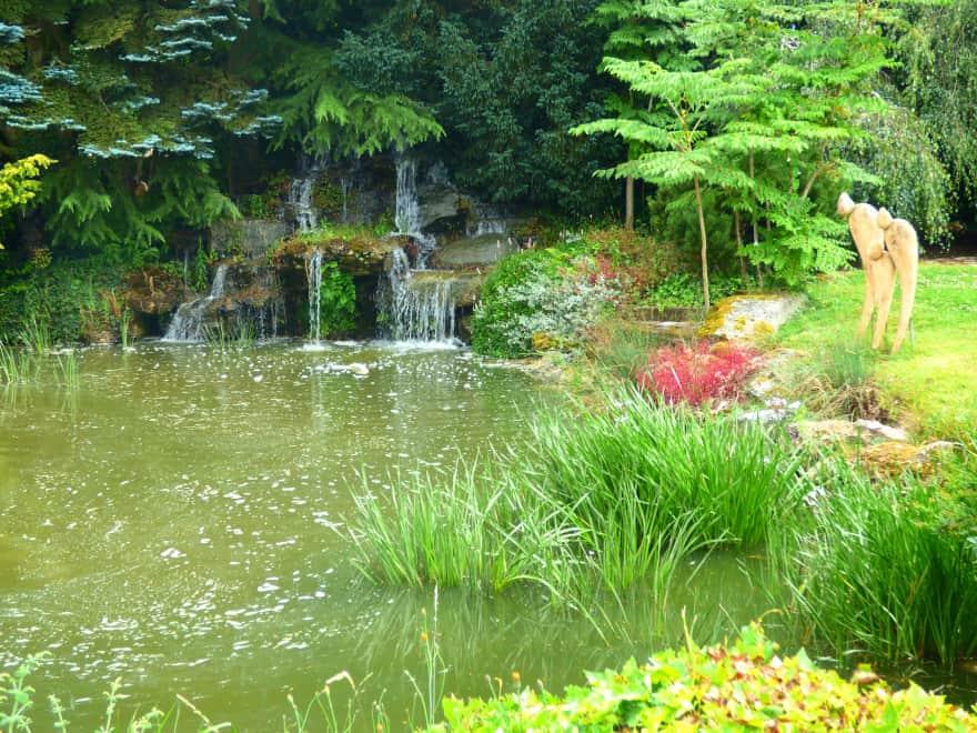 Le Jardin du Point du Jour, à Verdelot proche de Provins