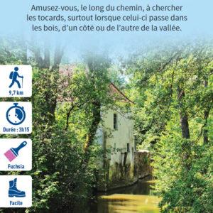 """Les """"tocards"""" de Boitron, randonnée pédestre dans la Vallée des 2 Morin, région de Provins"""