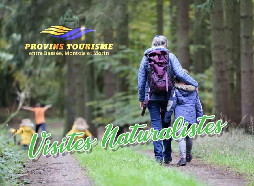 Visite guidée Naturaliste gratuite à Ferra-Botanica, proche de Provins