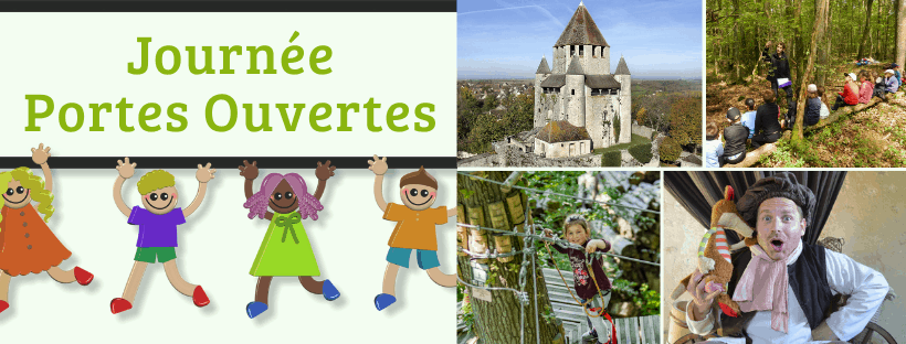 Portes Ouvertes à Provins pour les enseignants et animateurs de centres de loisirs